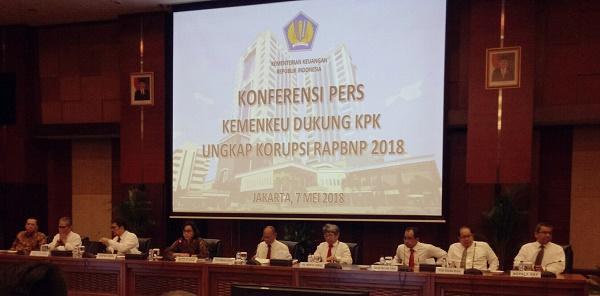 Pasca OTT, Kemenkeu Bersih-Bersih Praktik Calo dan KKN