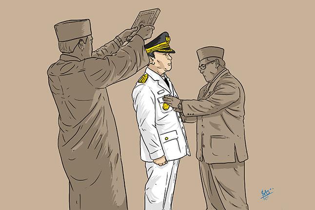 Kini, DPRD Punya Wewenang Angkat dan Hentikan Kepala Daerah