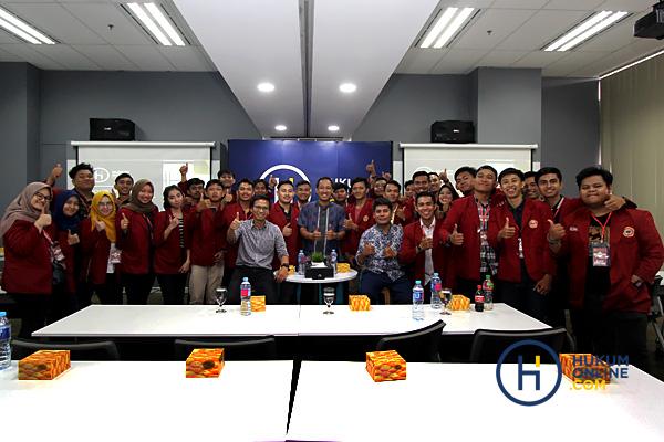 Kunjungan Mahasiswa Hukum Universitas Lambung Mangkurat ke Hukumonline Bagian dari Mata Kuliah