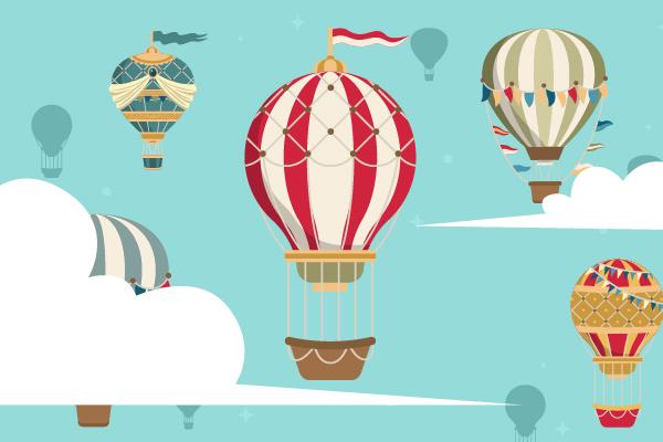 Ketentuan Pengoperasian Balon Udara di Indonesia