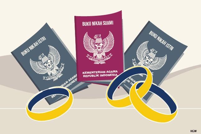 Problematika Poligami Tanpa Izin Hukumonline Com