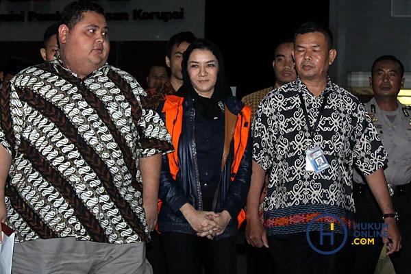 Dissenting Opinion Subyek Hukum Dalam Putusan Bupati Rita Widyasari