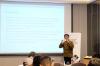 Bapak T. Didiek Taryadi S.H., – Kasubdit Pemeriksaan Merek, Direktorat Merek dan Indikasi Geografis, DJKI, Kementerian Hukum dan HAM RI menjadi Narasumber dalam Workshop Hukumonline 2018, Kamis (26/7). Foto: Event & Training Hukumonline.com