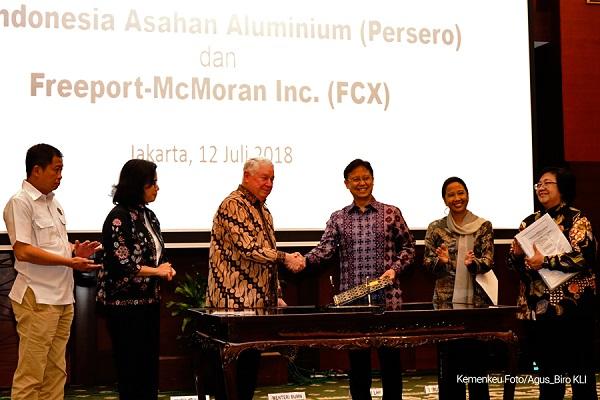 Potensi Indonesia Miliki 51% Saham Freeport
