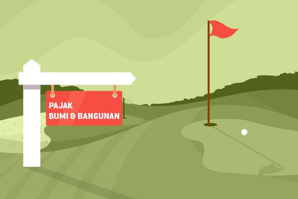 Dasar Pengenaan PBB Terhadap Lapangan Golf