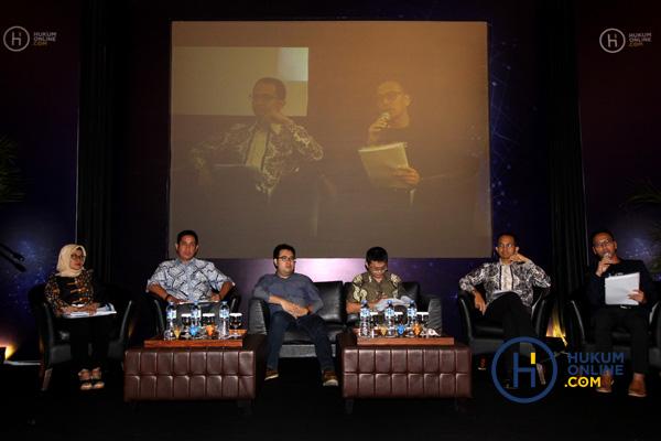 Hukumonline Gelar Seminar Forum Hukum Bisnis dan Teknologi