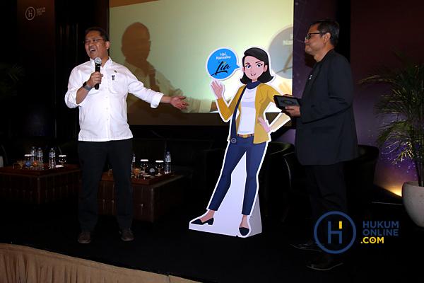 LIA, Chatbot Hukum Pertama Indonesia Resmi Diluncurkan