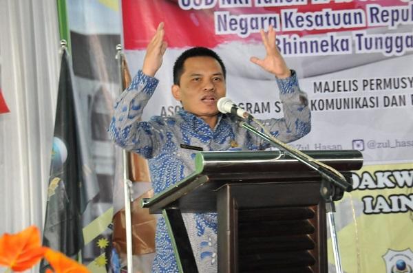 Sekjen MPR: Pancasila Harus Diterapkan, Bukan Hanya untuk Dihafalkan