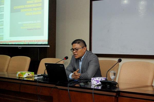 Enrico Simanjuntak. Foto: Istimewa