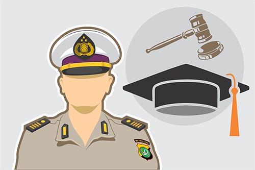 Haruskah Punya Ijazah S-1 untuk Menjadi Penyidik Kepolisian?