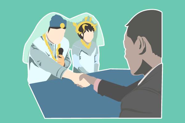 Jika Potret Pernikahan Tanpa Izin Digunakan untuk Promosi