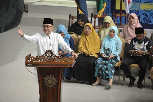Ketua MPR: Mahasiswa Transfer Pendidikan ke Masyarakat
