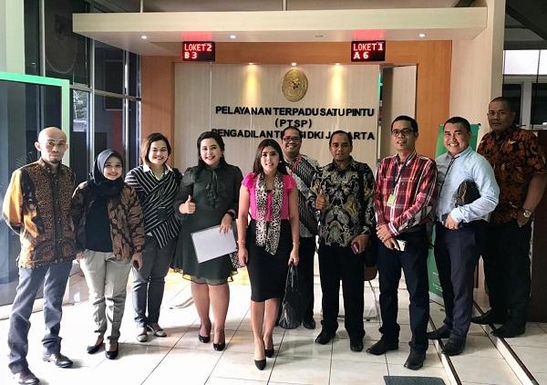 Kritik Putusan Perkara Peradi, 23 Advokat Ajukan Amicus Curiae ke Pengadilan Tinggi