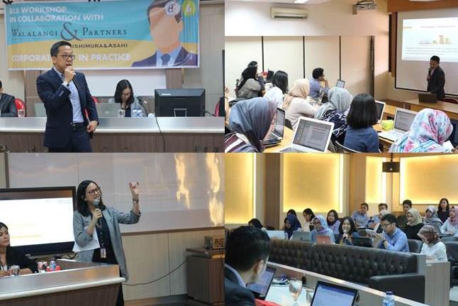 Cara Sukses Merintis Karier Corporate Lawyer dari Walalangi & Partners