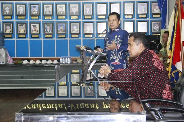 Ma'ruf Cahyono: Demokrasi Pancasila yang Berkeadilan
