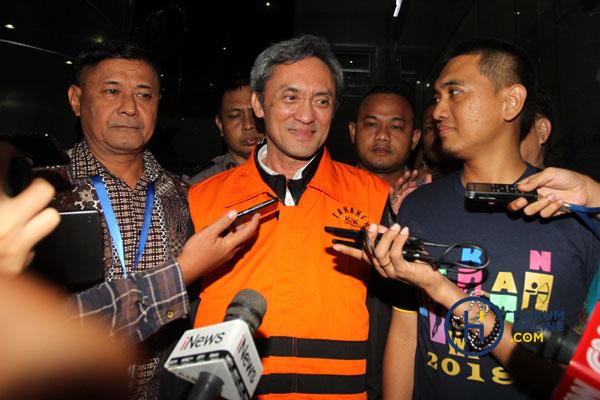 Penyerahan Diri Eddy Sindoro dan Jejaknya di Soekarno-Hatta
