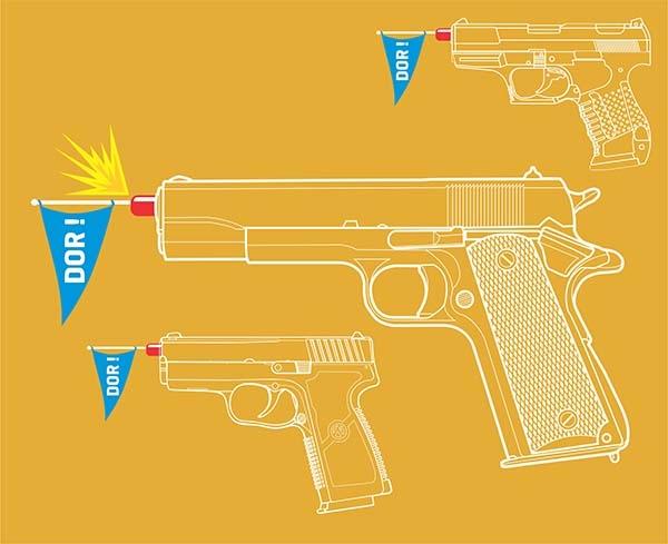 Apakah Menembak Orang dengan Airsoft Gun Termasuk Penganiayaan?