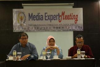 Memasuki Tahun Politik, MPR Serap Masukan dari Pegiat Media