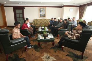 HNW: Kiprah Generasi Muda Islam Indonesia Menjadi Bagian Solusi Masalah Bangsa