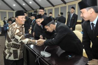 HNW Minta Rakyat Teladani Pendiri Bangsa dalam Mengimplementasikan Pancasila