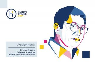 Freddy Harris: Tanpa Komersialisasi, Jangan Bicarakan Soal Kekayaan Intelektual