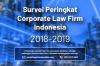 Siap-siap, Hukumonline Kembali Gelar Survei Peringkat Corporate Law Firm di Indonesia
