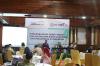 """Diskusi Hukumonline 2019 """"Perkembangan Surety Bond dalam Industri Bisnis Asuransi dan Penjaminan di Indonesia"""", Selasa (29/1). Foto: Event & Training Hukumonline"""