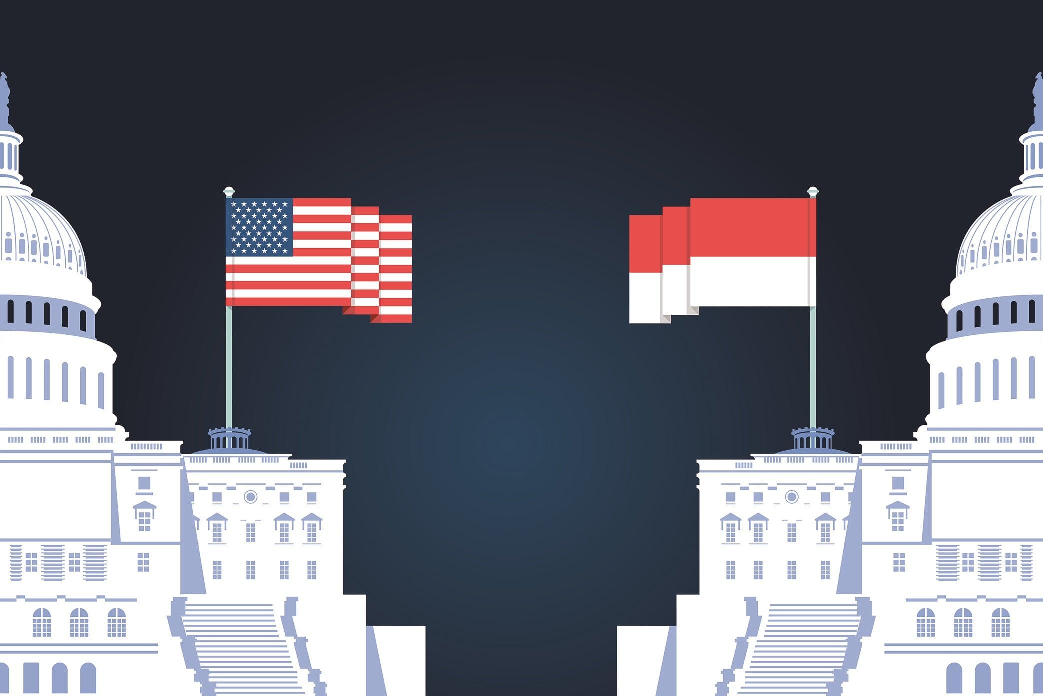 Perbedaan Pemilu Presiden Indonesia dengan Amerika Serikat