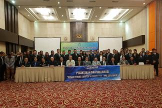 Resmi, Komite Advokat Muda Peradi DPC Surabaya Dideklarasikan