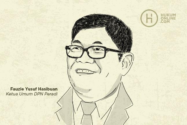 Hasil gambar untuk Fauzie Yusuf Hasibuan: Era Digital Ubah Paradigma Pelayanan Advokat