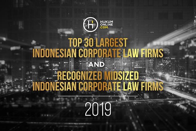 Ini Dia Daftar Corporate Law Firm Terbesar dan Menengah Indonesia 2019