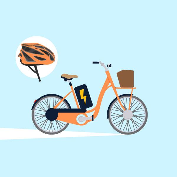 Hukumnya Mengendarai Sepeda dengan Ditarik Mobil di Jalanan