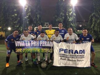 Peradi Cup 2019, Kompetisi untuk Mempererat Persahabatan Antaranggota