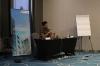 """Raditya Iryandi selaku Praktisi Keamanan Siber dari Indonesia Cyber Law Community (ICLC) dalam Pelatihan Hukumonline 2019 """"Strategi Keamanan Siber: Penanganan, Pencegahan, dan Penanggulangan Serangan Siber"""", Kamis (20/06/2019). Foto: Event & Training"""