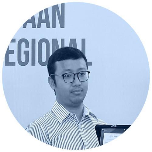 Gigih Prihantono, SE., MSE.