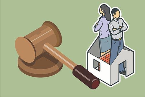 Jika Tidak Hadir Pada Sidang Perceraian