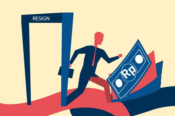 Apakah Pekerja PKWT yang Resign Wajib Mengembalikan THR?