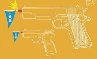 Begini Hukum Penggunaan Senjata Api di Indonesia