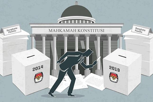 Sengketa Pemilu 2019