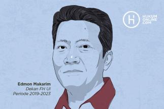 Edmon Makarim, Sarjana Komputer yang Kini Menjabat Dekan FHUI