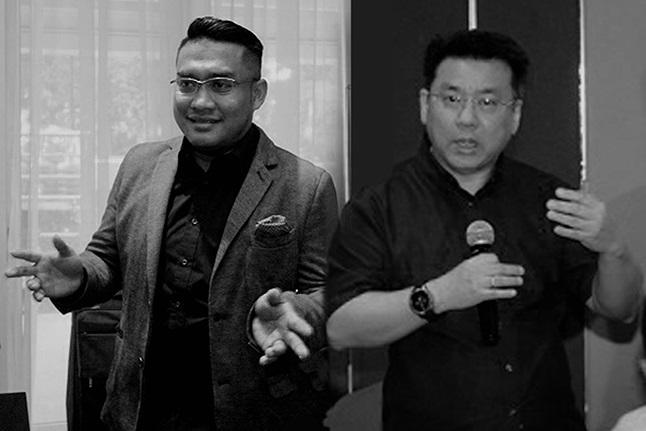 Kolase: Resa Topobroto (kiri) dan Sudimin Mina (kanan). Foto: RES