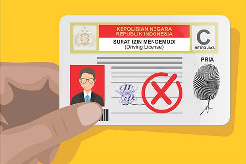 Jerat Pidana Bagi Pembuat SIM Palsu