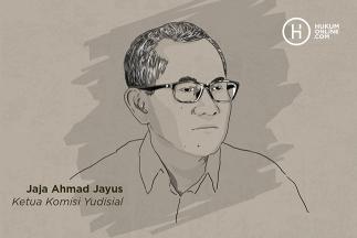 """Ketua KY Jaja Ahmad Jayus: """"Pengaduan Masyarakat Seperti Gelombang"""""""