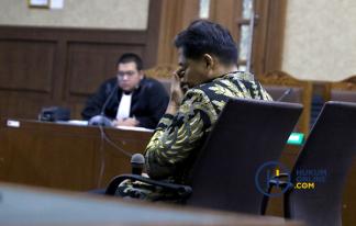 Anggota DPR Bowo Sidik Didakwa Terima Suap