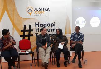 Tips Dari Lawyer Agar Tak Resah dan Latah Hadapi Legaltech