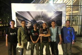 Karya Fotografer Hukumonline Ikut dalam Pameran Foto Rekam Jakarta 2018