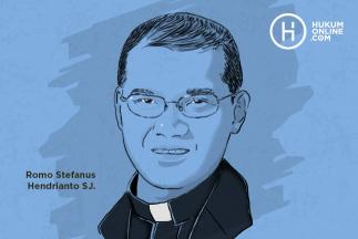 Romo Stefanus Hendrianto SJ, Pastor Penggagas Kepahlawanan di Mahkamah Konstitusi
