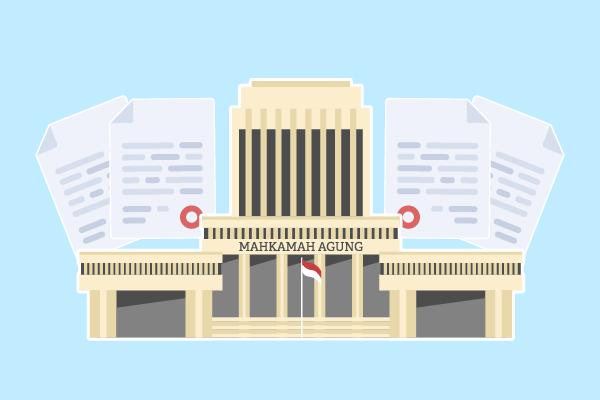 Penyertaan Dokumen Elektronik pada Permohonan Kasasi dan PK