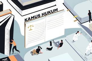 Potret Kamus Hukum Indonesia
