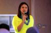 Zippora Siregar selaku Managing Partner dari Siregar & Djojonegoro Law Firm dalam workshop bertema Perkembangan Kebijakan Pembiayaan Infrastruktur di Indonesia: Skema KPBU dan PINA di Jakarta, Kamis (26/9).